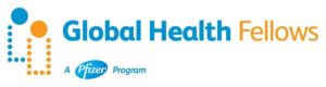 Global Health Fellows - Pfizer Logo