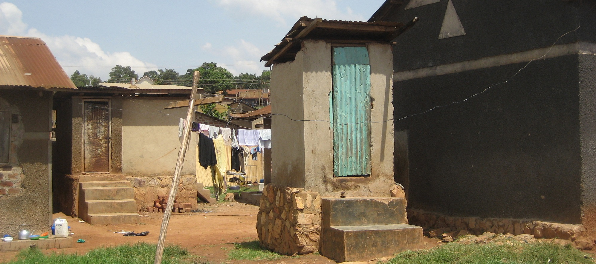 The Past and Future of Uganda's Sanitation: A Photo Essay