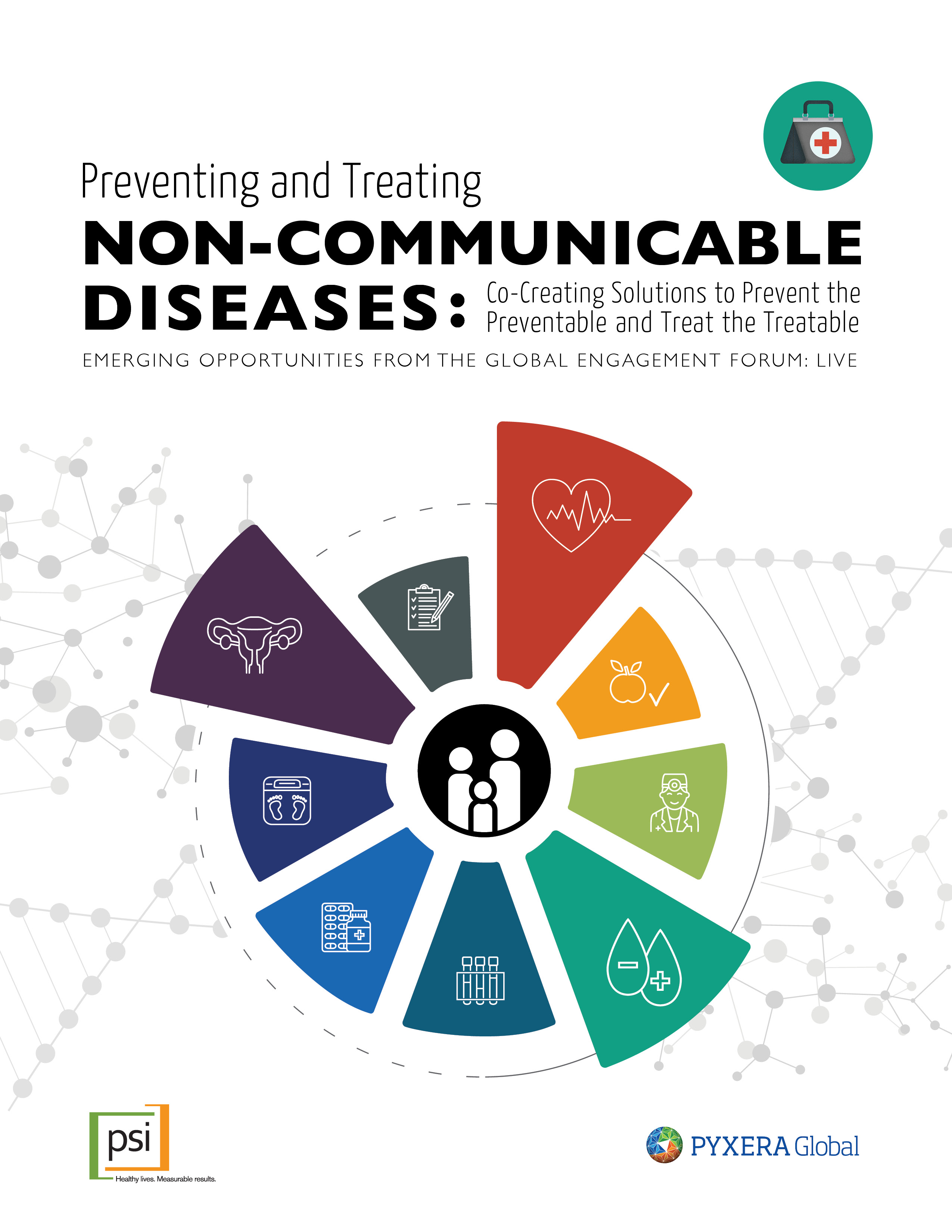 Preventing and Treating Non-Communicable Diseases - PYXERA ...